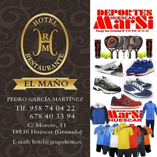 Hotel El Maño - Deportes Marsi