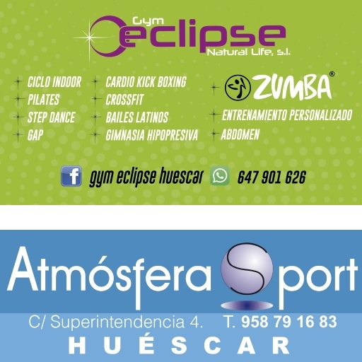 Gym Eclipse - Atmosfera Sport